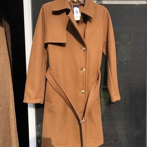 Brand new with tags Gap women's small  wool coat